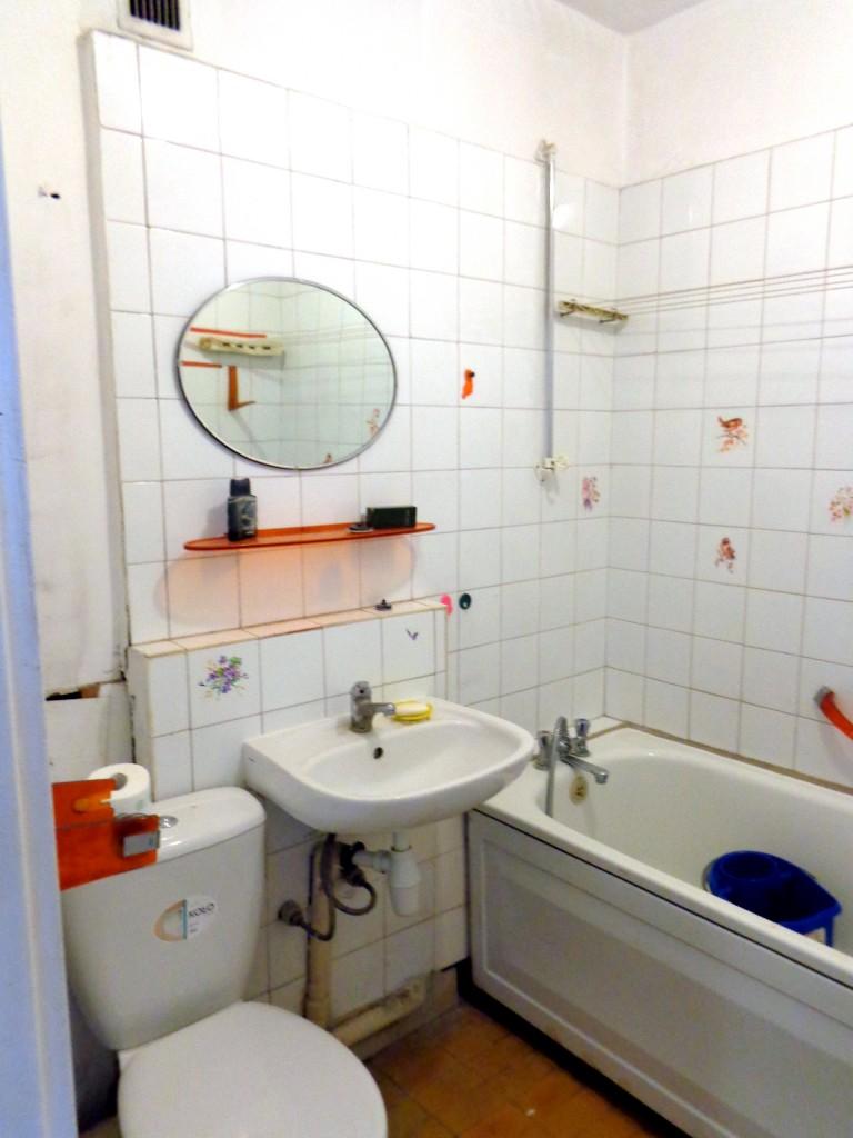 łazienka W Bloku Z Wielkiej Płyty Deccoriapl