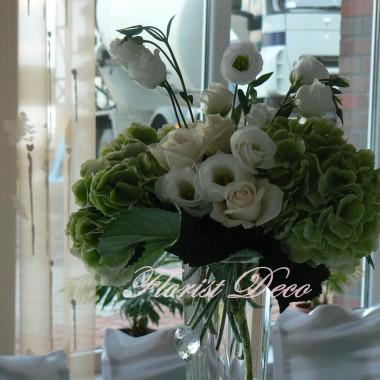 Dekoracje ślubne i okolicznościowe - Florist Deco