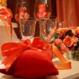 Różana kolekcja ślubna 1