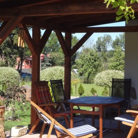 Wypoczynek w ogrodzie- aby do lata chociaż można też zimą