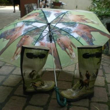Na deszcz