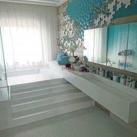 Corian - niesamowity materiał na wyposażenie łazienki