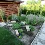 Pozostałe, Ogródek ziołowy - Tutaj w trakcie odświeżania. Część ziół już przeszła zabieg odświeżania, a część jeszcze oczekuje.