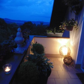 Balkon :)