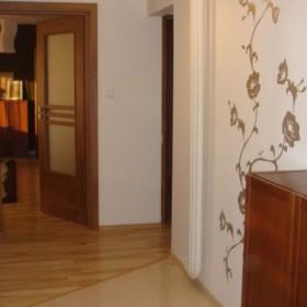 korytarz w nowym mieszkaniu
