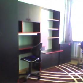 Duzy pokoj po malowaniu (Mieszkanie pod wynajem)