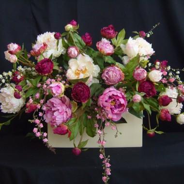 Sztuczne kwiaty - ale jakie!!!