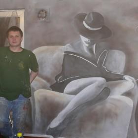 Malowanie w barach, klubach, dyskotekach