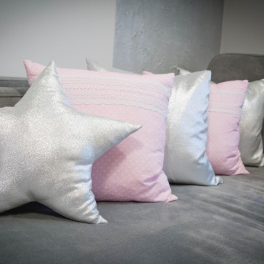 Poduszki- moje dzieła.