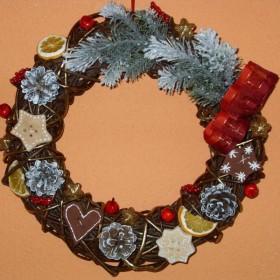 Wianki Bożonarodzeniowe:)