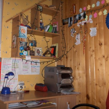 Także mój pokój...