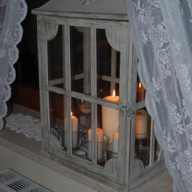 sypialnia czeka na wiosnę