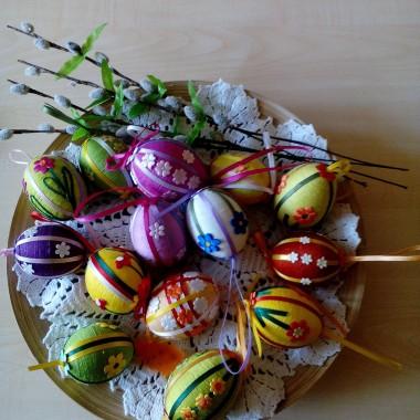 Wielkanoc czas pomyśleć o dekoracjach........