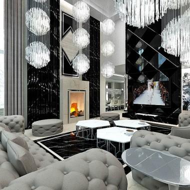 DOLCE STIL NUOVO. Luksusowe wnętrza