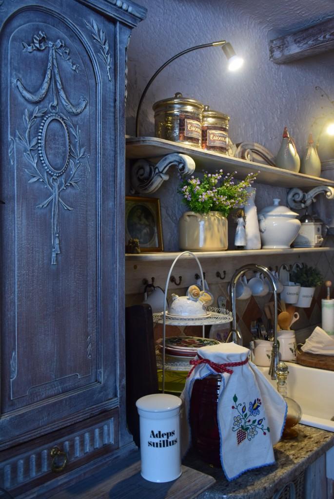 Kuchnia, Kuchnia bardziej...vintage :) - zakisiłam buraczki :)