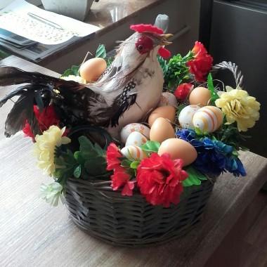 Wielkanocne prace mojej Siostry!