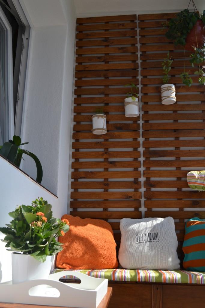 Balkon, Mój mały balkonik...