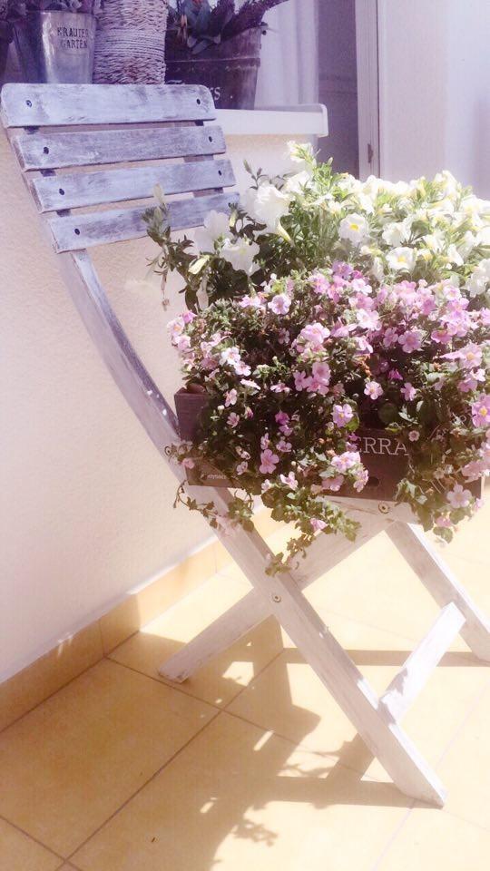 Balkon, Balkon , który uwielbiam
