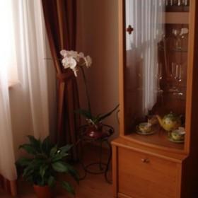 Duży pokój zwany salonem:))
