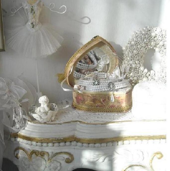 Dekoratorzy, Czekając na wiosnę .................. - ...................i moja konsolka..................