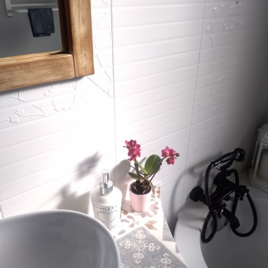 Metamorfoza łazienki :)