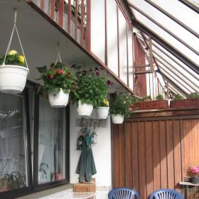 duzy pokoj i balkon