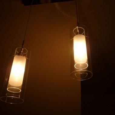Lampy u mnie w mieszkanku
