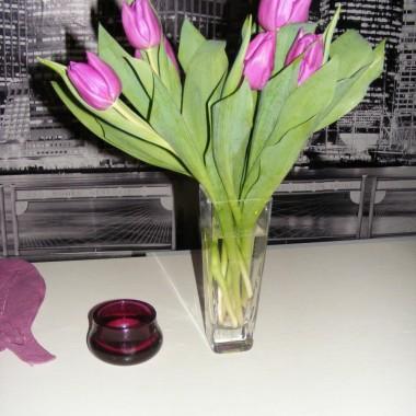 Zmiany, kwiaty.....wiosna idzie....