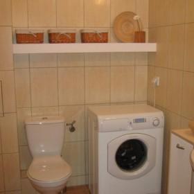 I jeszcze moja łazienka