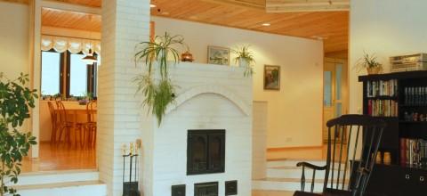 Dom gotowy na wizytę Mikołaja, czyli jak ocieplić kominek na zimę?