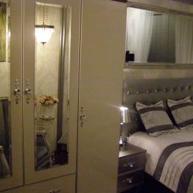 Nasza mała sypialnia...