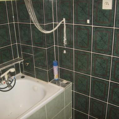 łazienka, tani szybki remont