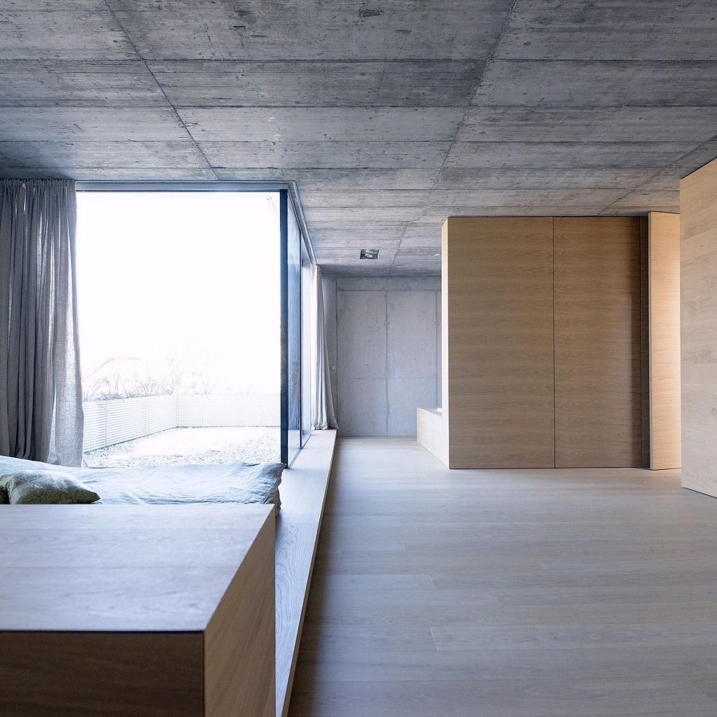 Domy i mieszkania, Projekt, który zachwyca - willa Criss Cross - Zdjęcia: Tomaz Gregoric