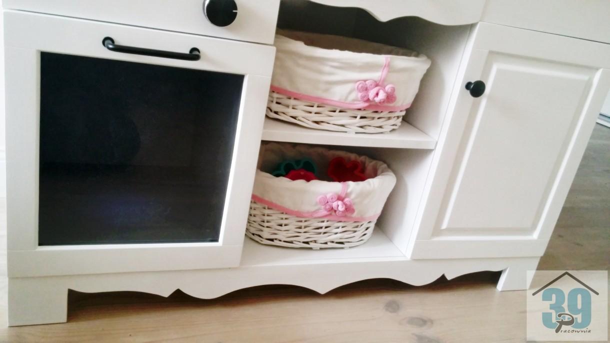 Pokój dziecięcy, DIY kuchenka dziecięca