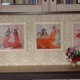 kącik flamenco