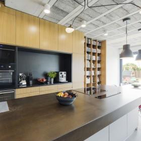 Kuchnia otwarta na salon – za i przeciw