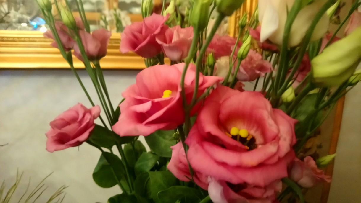 Dekoracje, Świątecznie i noworocznie............... - .................i różowo..................