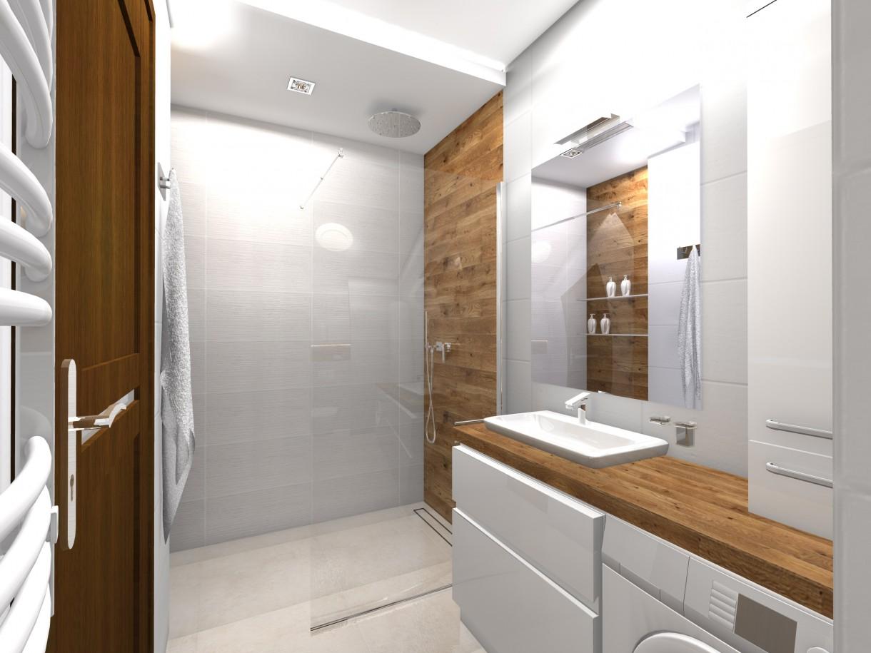 Projekt I Aranżacja łazienki Deccoriapl