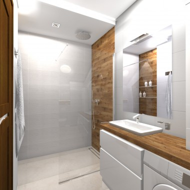 Projekt i aranżacja łazienki