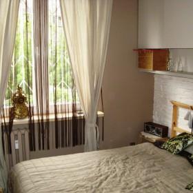 Sypialnia w bloku...