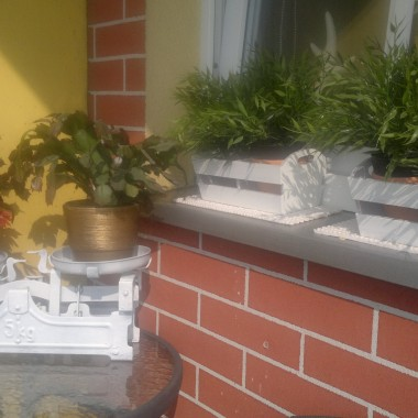 Komunia i balkon