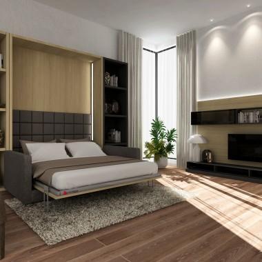 Łóżka Transforms