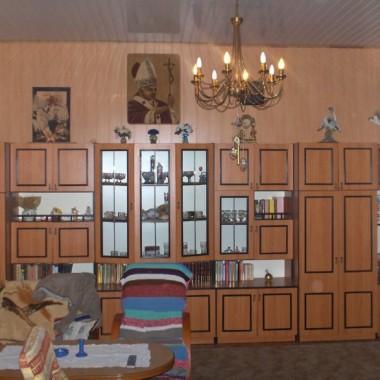 Widok z korytarza- pokój rodziców