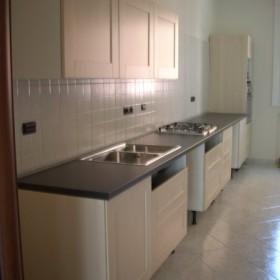 Nowa kuchnia - realizacja projektu.