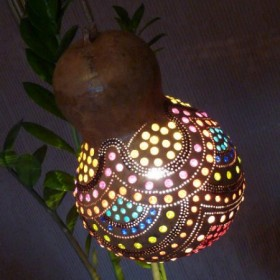 tykwa tykwy lampy