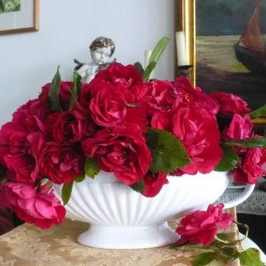 ..............i bukiet róż..............