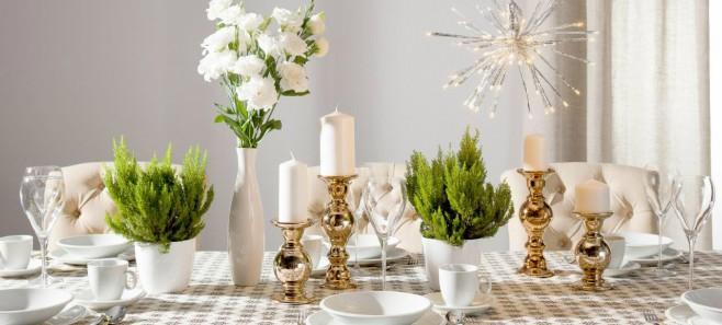 5 dodatków na świąteczny stół, których nie może zabraknąć