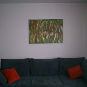 Obraz z salonu