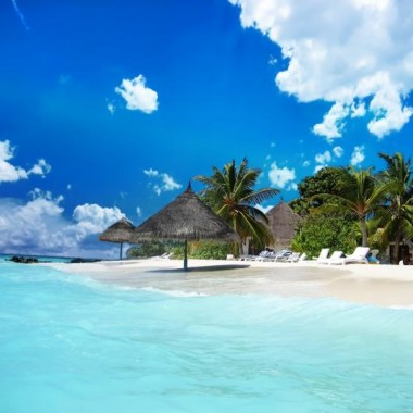 Rajskie wyspy