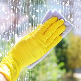 Jak myć okna, aby osiągnąć najlepszy efekt?